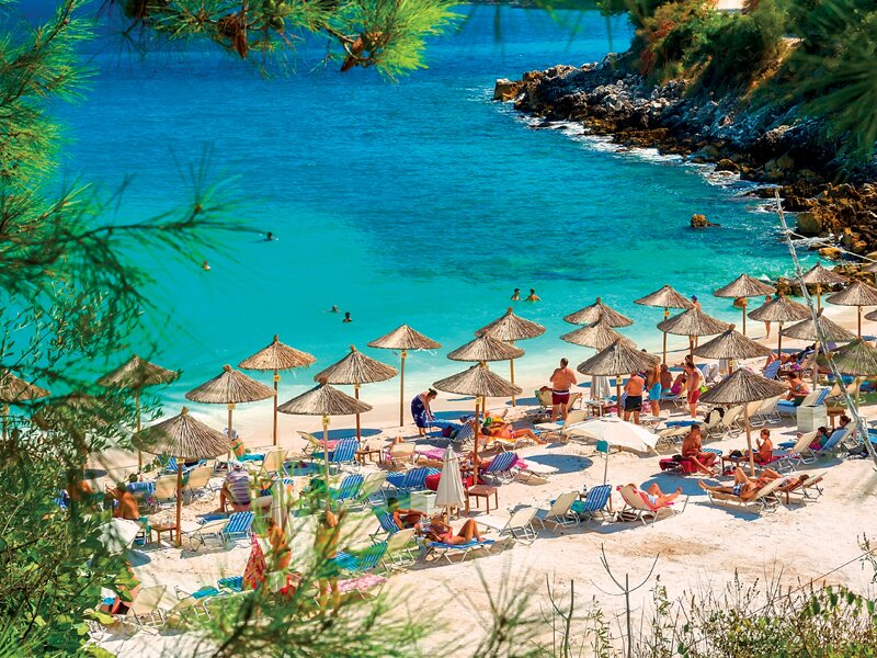 Thasos Deluxe Seaside Retreats in Grecian Sea, vacation rental in Thásos