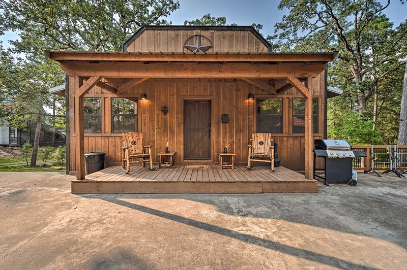 Broken Bow, Oklahoma is calling your name!