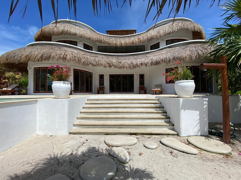Gorgeous Eco Villa in Costa Maya - Mahahual, holiday rental in Mahahual