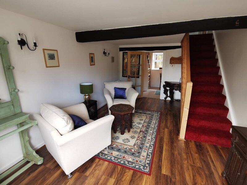 Glastonbury Hayloft close to starling murmurations, holiday rental in Ashcott