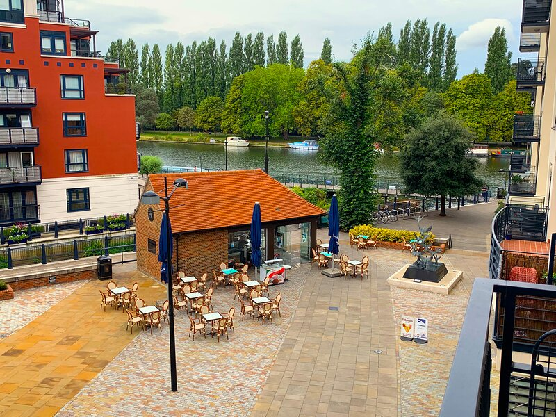 River View – Kingston, Kingston Upon Thames, vacation rental in Ewell