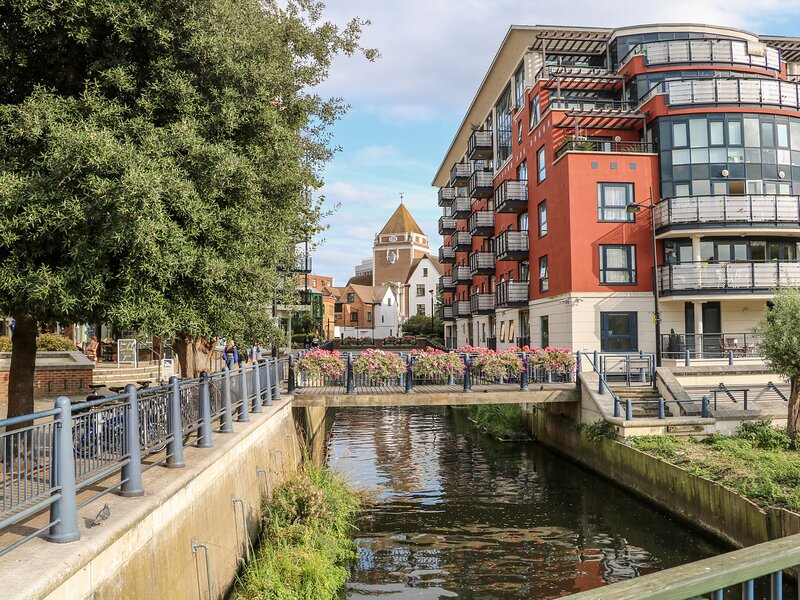 River View – Kingston, Kingston Upon Thames, location de vacances à Hampton