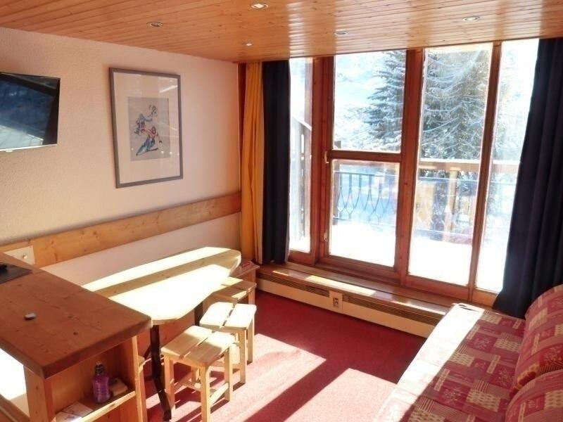 Duplex pour 6 personnes à Arc 1800 dans le village de Charmettoger, skis aux, holiday rental in Peisey-Vallandry