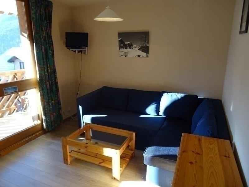 Appartement 2 pièces 6 personnes à Vallandry en centre station proche des, holiday rental in Peisey-Vallandry