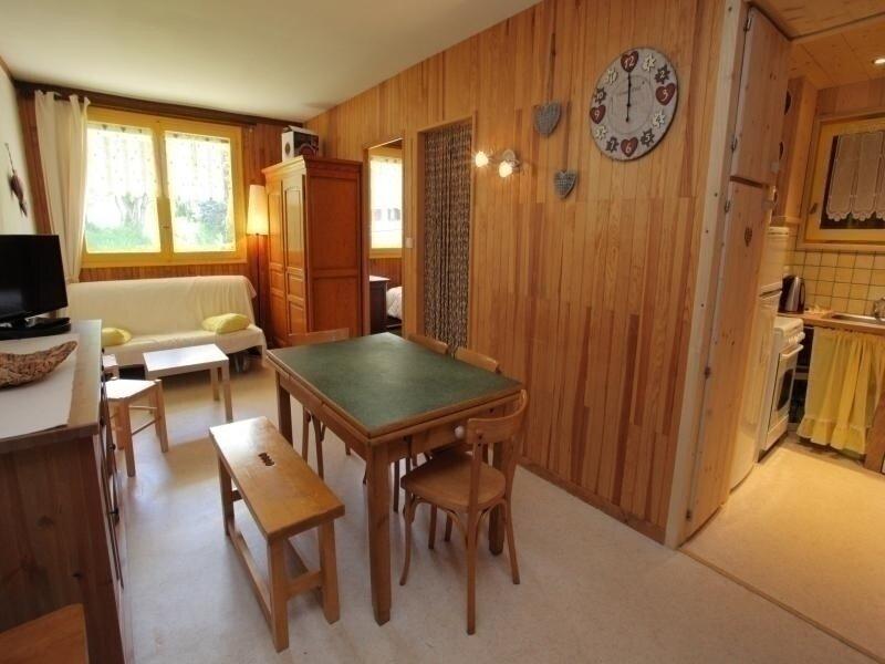 Appartement 6 personnes, 2 chambres dont une cabine, situé à 50 mètres des, vacation rental in Fontcouverte-la-Toussuire