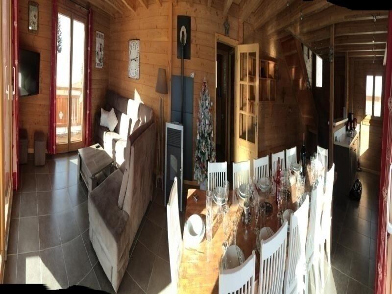 12 pers. 150 m²  étage Sud, vacation rental in Fontcouverte-la-Toussuire