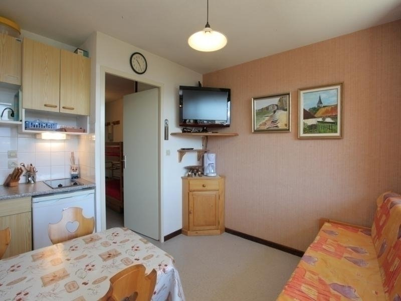 4 pers. 23 m² RC étage Est, vacation rental in Fontcouverte-la-Toussuire