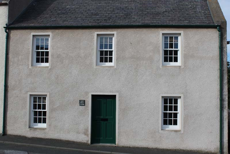 Auld Shop Cottage, holiday rental in Portsoy