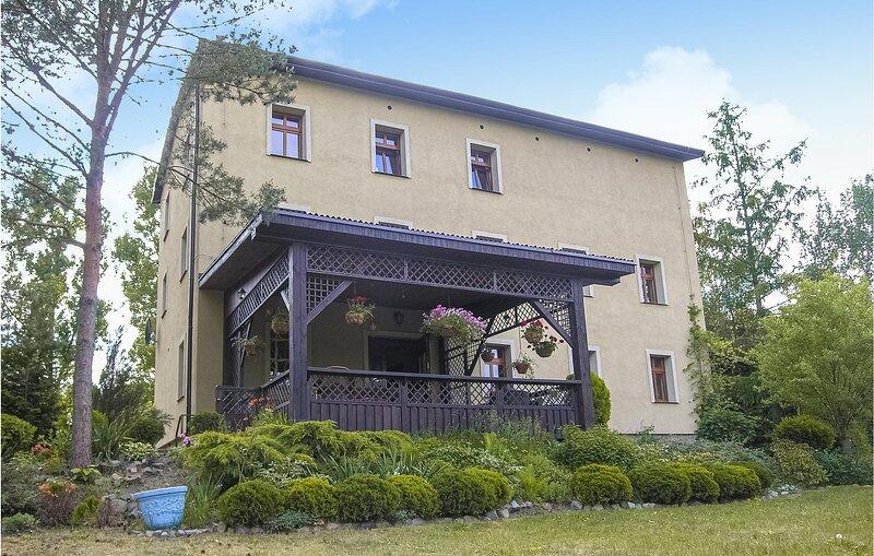 Mlyn na skraju lasu (PPW130), holiday rental in Dankow