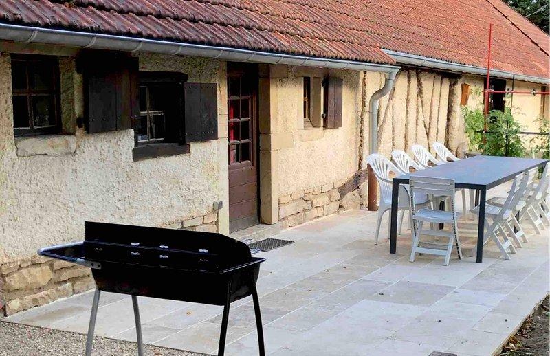 Le Moulin de la Navette, location de vacances à Annoire