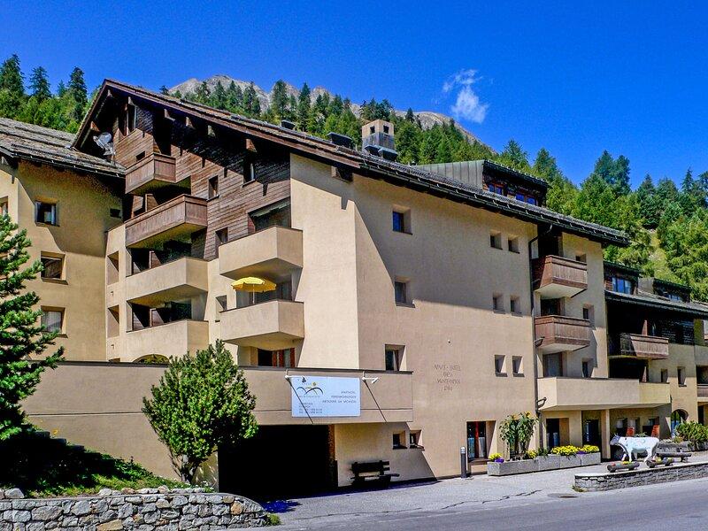 Chesa Munteratsch 311, vacation rental in Sils im Engadin