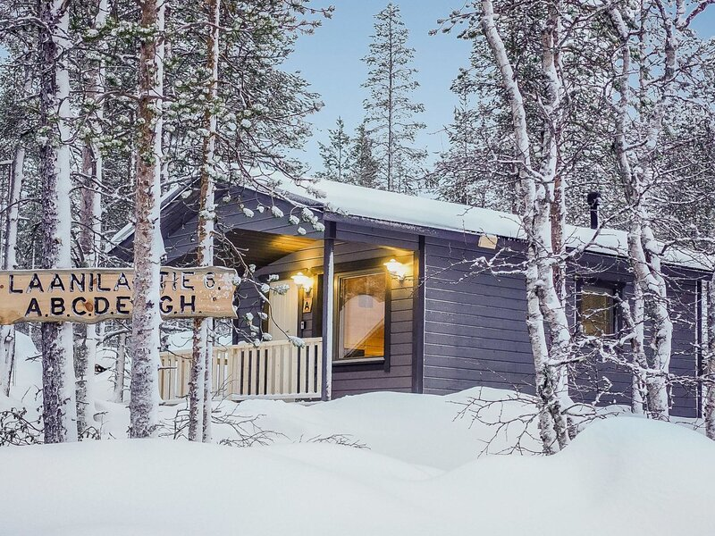 Pikkuporo a, vacation rental in Ivalo