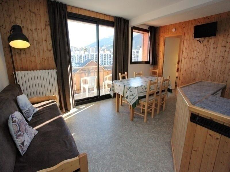 5 pers. 35 m² 1 étage Sud, vacation rental in Fontcouverte-la-Toussuire