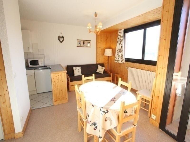 4 pers. 32 m² 1 étage Sud, vacation rental in Fontcouverte-la-Toussuire