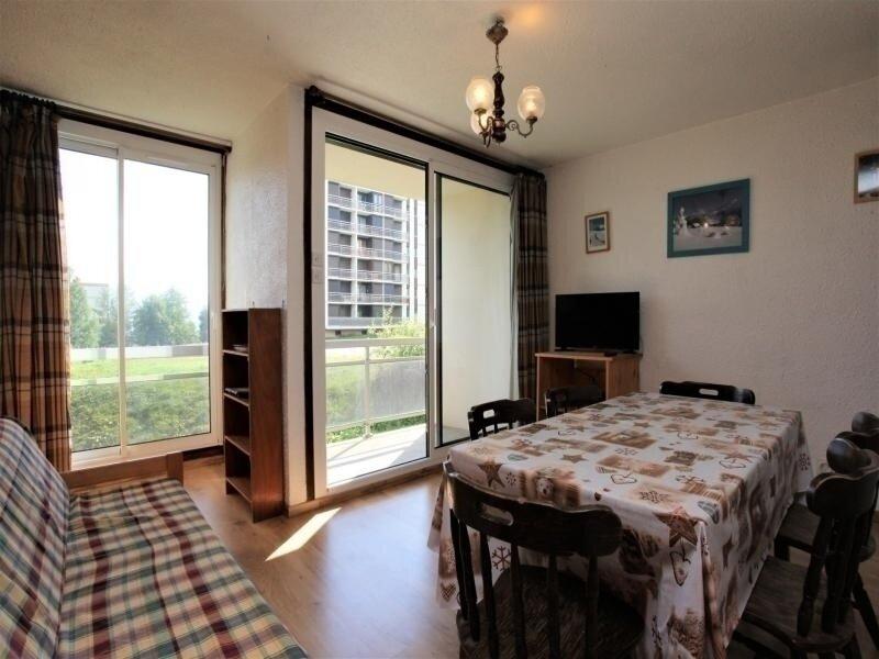 5 pers. 33 m² 1 étage Est, vacation rental in Fontcouverte-la-Toussuire
