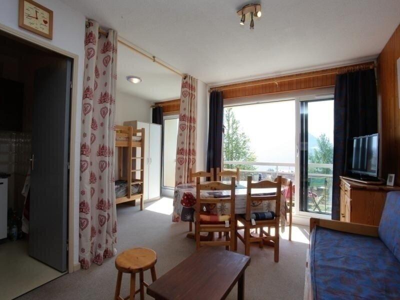 6 pers. 32 m² RC étage Sud, vacation rental in Fontcouverte-la-Toussuire