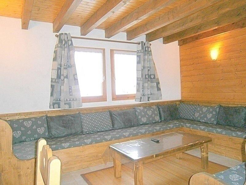 10 pers. 110 m²  étage Sud, vacation rental in Fontcouverte-la-Toussuire