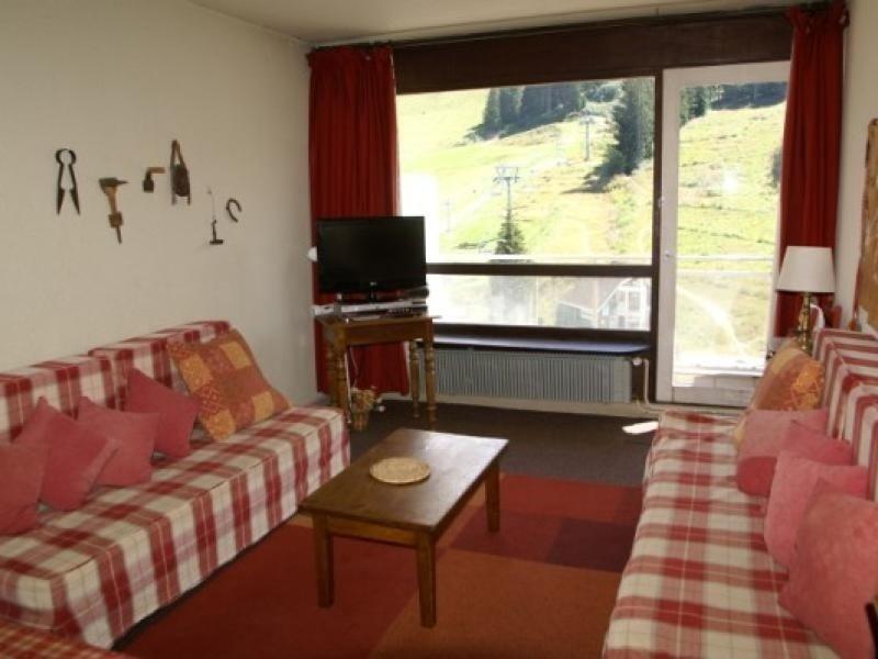 3 pièces au pied des pistes résidence Agnelins, holiday rental in Prapoutel