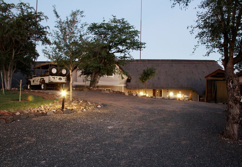 Tulani Manor Lodge, vacation rental in Balule Nature Reserve