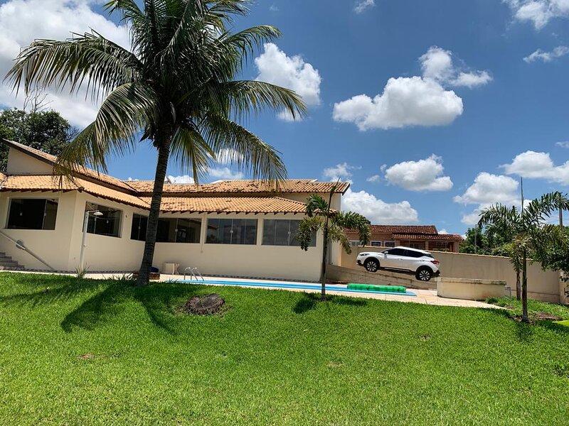 Casa Termas de Ibirá, vacation rental in Catanduva