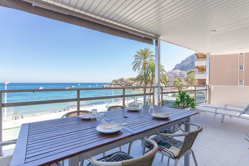 Apartamento Frentemar - Costa CarpeDiem, vacation rental in Benissa