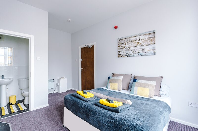Empire Blackpool Apartments - Dickson Road F1, Ferienwohnung in Blackpool
