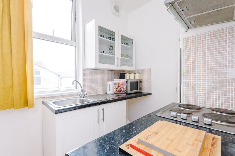 Empire Blackpool Apartments - Dickson Road F4, holiday rental in Blackpool