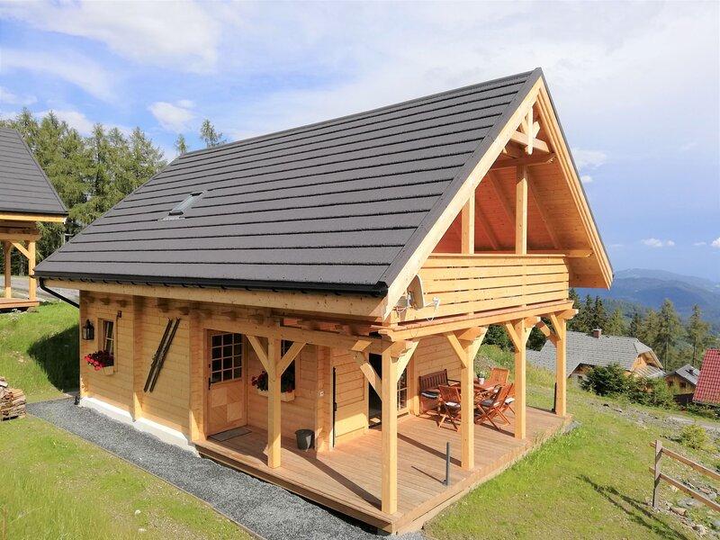 Hütte Gimpel, location de vacances à Sirnitz-Sonnseite