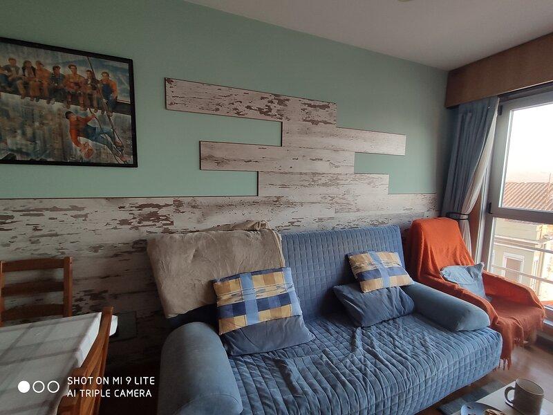 Apartamento con vistas al mar, holiday rental in Malpica de Bergantinos