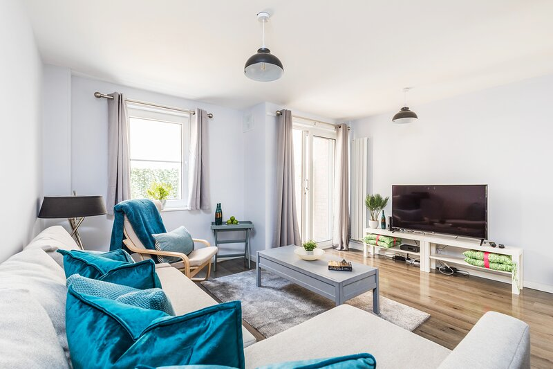 Penny Perfect by the Beach and Quays, holiday rental in Portsmouth