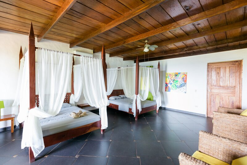 Studio with balcony, kitchen and sea view YLANG-YLANG | Punta Duarte Garden Inn, vacation rental in Torio