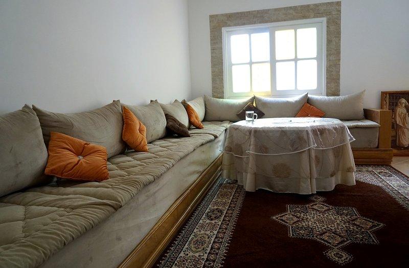 Taddart, C'est Chez Vous., vacation rental in Rabat-Sale-Zemmour-Zaer Region