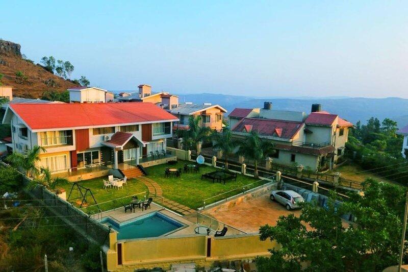 6BHK Lakha villa Panchgani, holiday rental in Wai