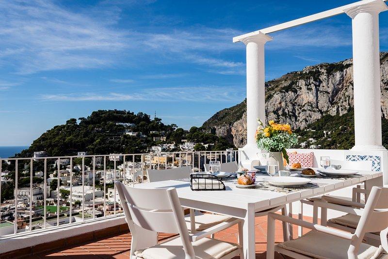 Casa Luna Caprese, casa vacanza a Capri