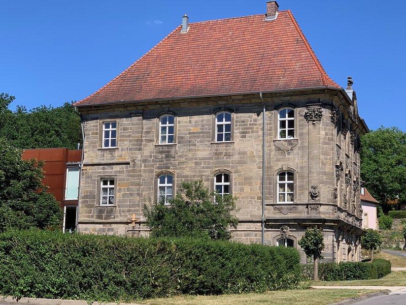 Boutique-Apartment in historischem Ambiente, holiday rental in Kronach