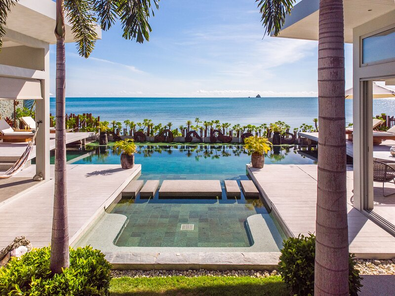 Villa Playa Samui - Luxury Beachside Villa, location de vacances à Bophut