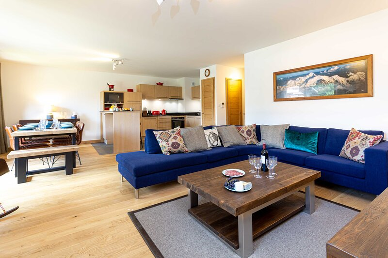 Coin des Drus Apartment, holiday rental in Les Praz-de-Chamonix