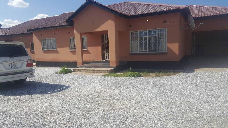 Kaswanga Villa – semesterbostad i Zambia