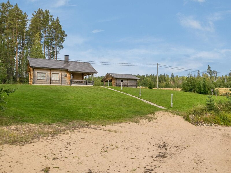 Mäntyranta, casa vacanza a Saarijärvi