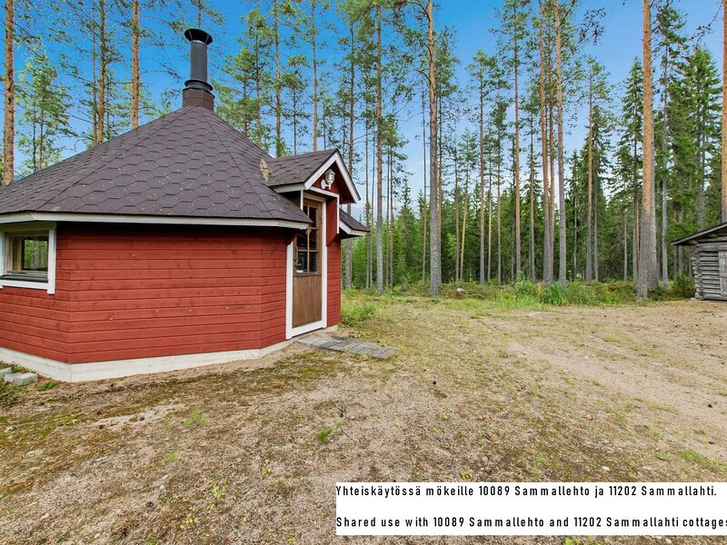 Sammallehto, casa vacanza a Saarijärvi