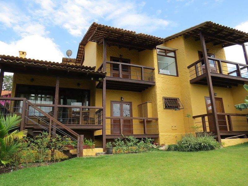Boutique House - Rigoroso Protocolo de Higiene, vacation rental in Alto Paraiso de Goias