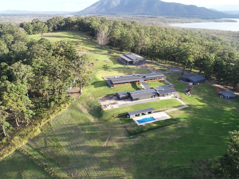 Mansfield Estate - Eco Retreat, holiday rental in Bonny Hills