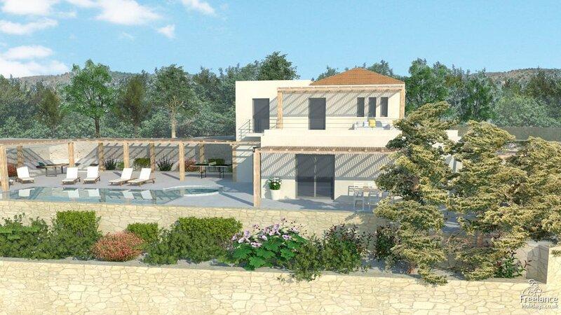 Agios Pavlos Villa Sleeps 6 with Pool and Air Con - 5871442, vacation rental in Gavalochori