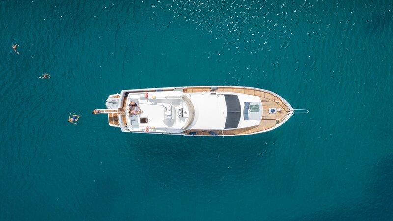 Sea BaronIV 'BedsonBoat', alquiler vacacional en Birgu (Vittoriosa)
