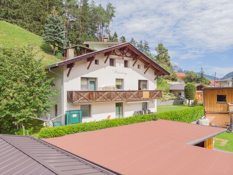Weinberg, vacation rental in Lech