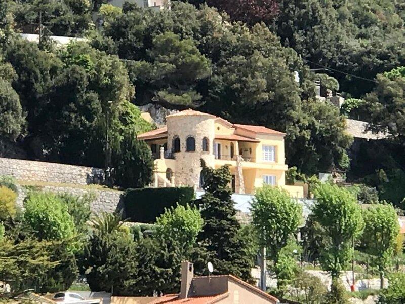 Monaco's Birds Eye View, Private Pool - La Turbie, vacation rental in Monaco-Ville