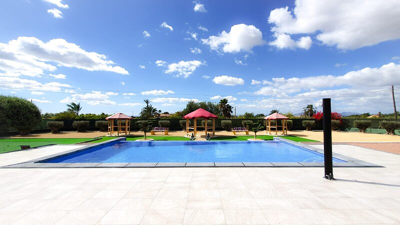 Casa Del Fenix, holiday rental in Hondon de los Frailes