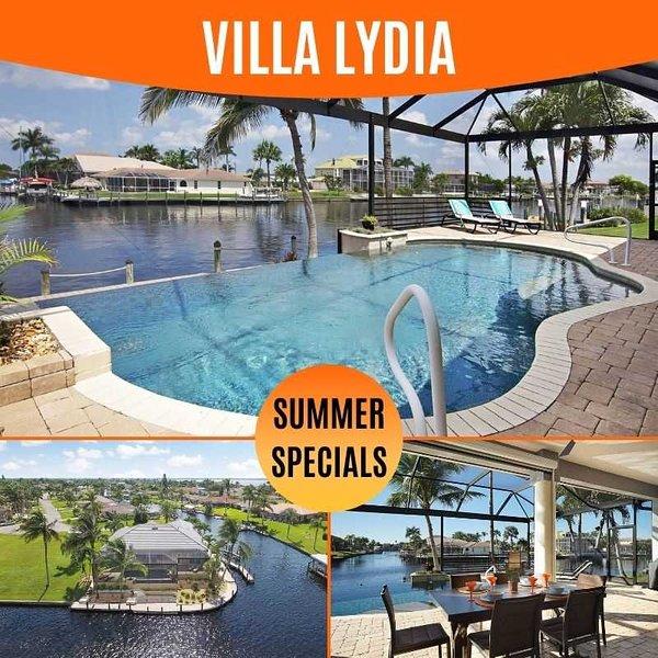 Villa Lydia