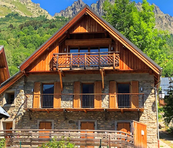 Chalet FIMALOC, vacation rental in Vaujany