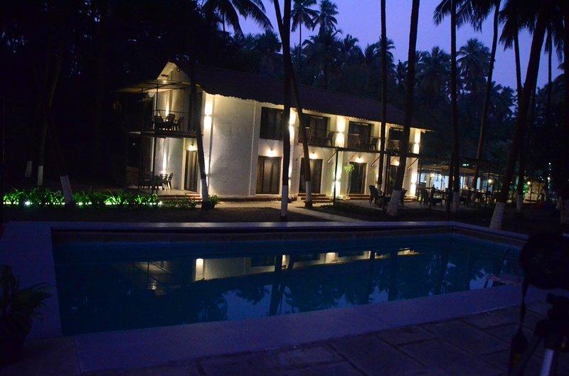 101- Sand  - La Mer Beach House, vacation rental in Raigad District